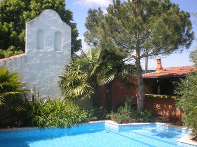 Loft of 12 rooms, 550m2, with pool, large accommodation