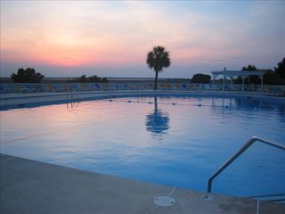 Harbor Island condo photo - B&R Club -1 of 3 Pools - volley/ basket ball, tennis, playground, fitness center