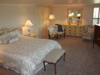 Fallbrook house photo - Spacious Master Bedroom with California King Bed