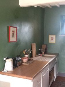 Montalcino villa rental - The Kitchen