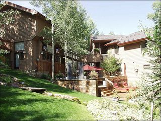 Snowmass Village house photo - Beautifully maintained grounds