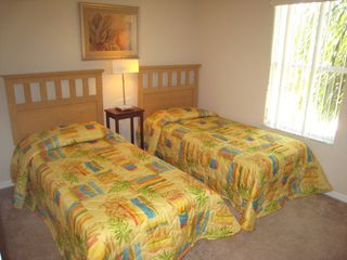 Regal Palms house photo - Twin Bedrooms - Twin Bedrooms