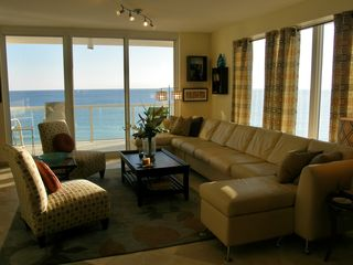 Navarre Beach condo photo - 270 degrees of gorgeous views!