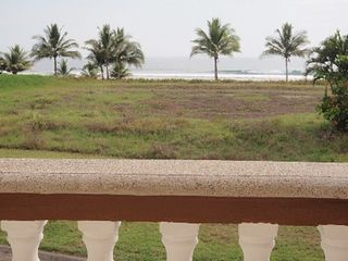 Playa Hermosa house photo - Surf view from private Master deck. Wake up to this... !