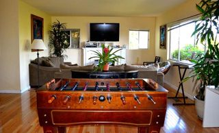 Santa Barbara house photo - Family/Game Room