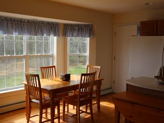 New Paltz house photo - Dining area