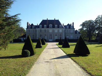 CHATEAU DE LA BRETAUCHE: Living in a castle with French flair