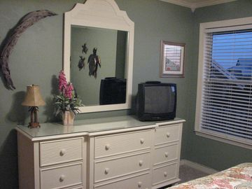 New Dresser in MBR..not best photo..will update soon!