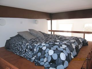 Baixa apartment photo - Double Bed on the Mezzanine