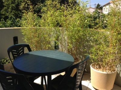 Photo for 2BR Apartment Vacation Rental in Le Château-d'Olonne