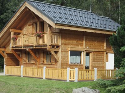 new chalet (December 2013) sleeps 6, ranked lodgings of France