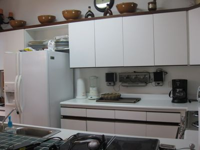 Efficient Kitchen with all major appliances