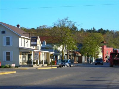 Downtown Suttons Bay Offering Restaurants, Shopping & More Only 2 Blocks Away