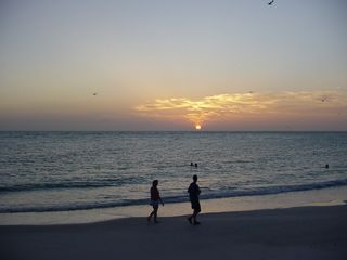 Anna Maria house photo - beautiful sunsets Take a long walk in Paradise