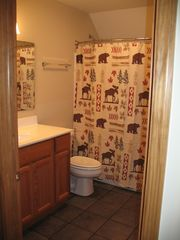Swanton cabin photo - Bathroom 1