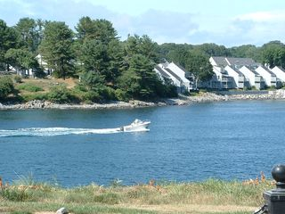 York Beach cottage photo - York Harbor Maine