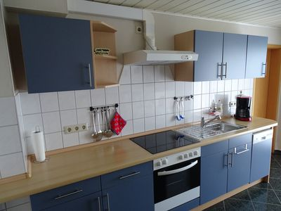 Apartment in the countryside directly between Leipzig and the Dübener Heide