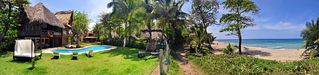 Cabarete estate photo - panoramic view !!