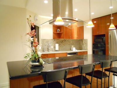 Kaanapali condo rental - Kitchen Allows You to Stay in Create Fabulous Meals