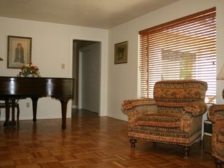 Austin house photo - PIANO ROOM