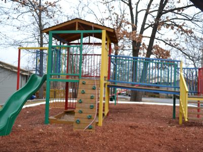 Branson West condo rental - Playground area for the kids