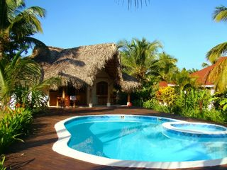 Las Terrenas villa photo - View of one of the twin villas