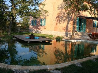 Barban villa photo - Biopool