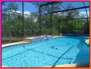 ~ Sumptuous SECLUDED Pool with BEAUTIFUL Conservation Views~