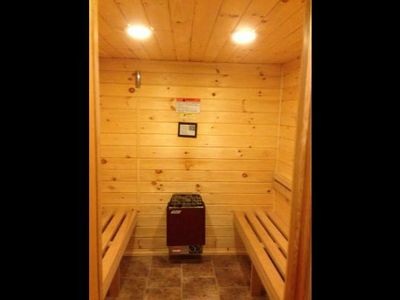 Wilmington house rental - 6 Person Dry Sauna