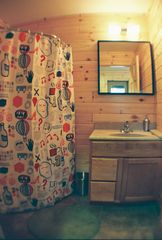 Grayling cabin photo - Bathroom & Shower