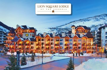 Lion Square Lodge condo rental - Lion Square Lodge North ~ The Tower Residences