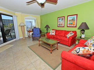 Inlet Reef Club Destin condo photo - Living room view 4