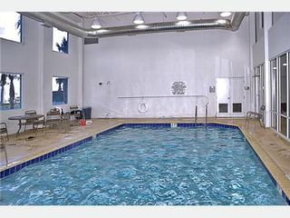 Tidewater Beach Resort condo photo - Indoor Pool Area