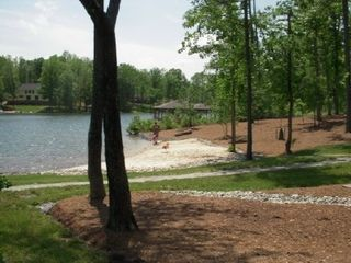 Lake Anna cottage photo - Beach