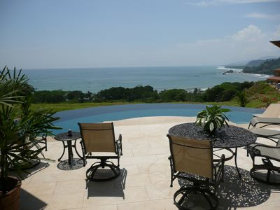 Whitewater view to Manuel Antonio