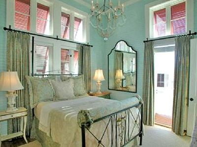 Ventanas Bedroom - Cottage Rental Agency Seaside, Florida