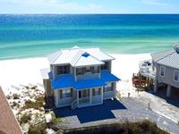 Allen House - Beachfront! Spectacular Views! Free Golf! Email and Book Today!