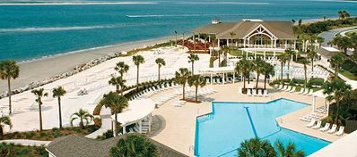Seabrook Island house rental - Beach Club Pool Complex