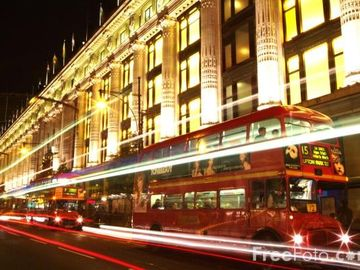 Oxford Street - 5 minutes walk