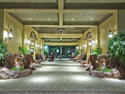 Entrance to 5 STAR Players Club & Spa