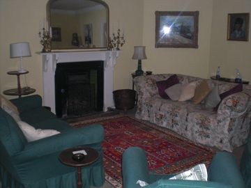 Separate sitting room