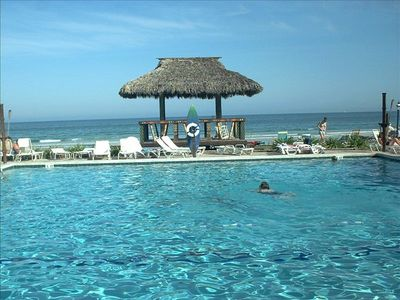 Hawaiian Inn Resort Condo Rental By Owner Oceanfront Pool