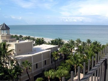 Lido Key condo rental - The view you will wake up to