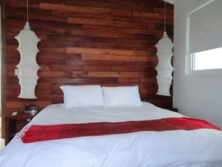 Governor's Harbour villa photo - Upstairs king bedroom with private balcony overlooking ocean