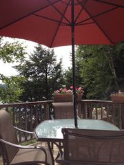 Moultonborough house photo - Kick back on the Upper Deck