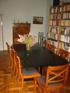 6th Arrondissement St Germain des Pres apartment rental - Dining area