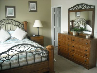 Windsor Hills townhome rental - Another Bedroom With Private Bathroom