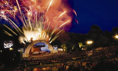 The Hollywood Bowl. A great place to see live music while you're in town!