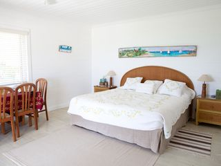 Governor's Harbour estate photo - Beach cottage bedroom