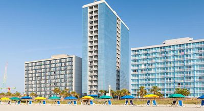 Seaglass Tower - Ideal Beachfront Vacation!